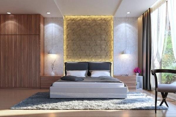 Tạo không gian mở bằng việc đưa ánh sáng tự nhiên vào căn phòng