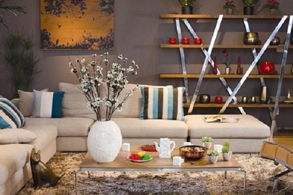 Màu sắc giúp căn nhà bạn trở nên nổi bật