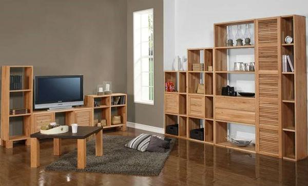 Đặt đồ nội thất gỗ ở những nơi thoáng mát