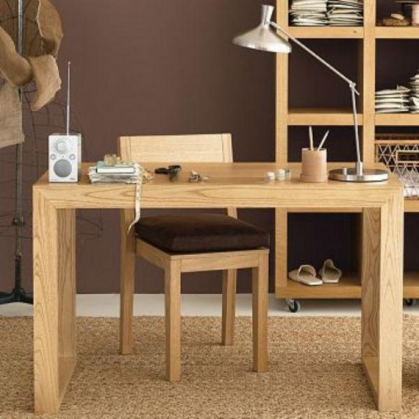 Cách bảo quản bàn làm việc chất liệu gỗ tự nhiên