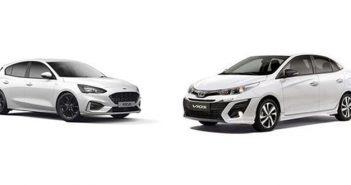 Nên mua xe Ford Focus hay Toyota Vios phù hợp hơn?