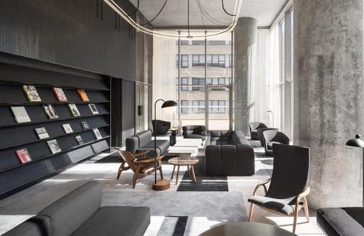 Nội thất thô mộc Brutalism là phong cách thiết kế nội thất gỗ đẹp có nguồn gốc từ các nước Phương Tây.