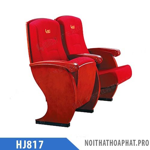 Ghế hội trường HJ817