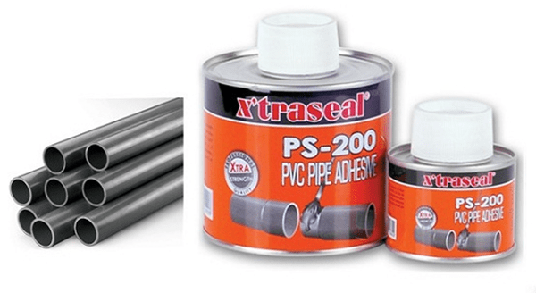 Keo dán nhựa PVC của Xtraseal với khả năng bám dính rất cao