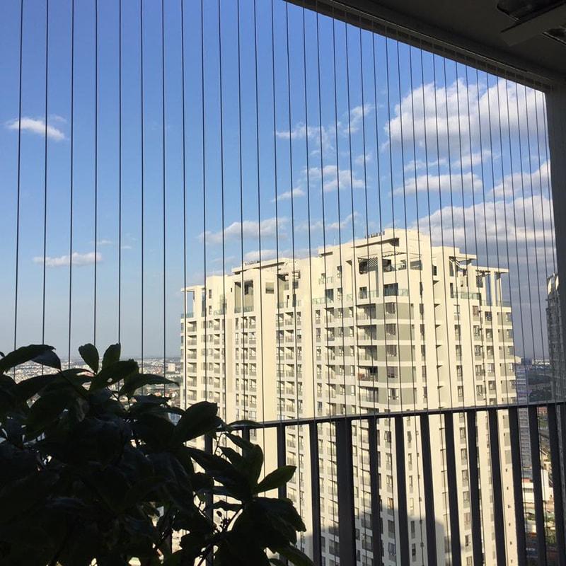 Ưu điểm của việc lắp đặt lưới bảo vệ cửa sổ