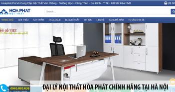 Đại lý nội thất Hòa Phát chính hãng tại Hà Nội