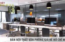 Bán nội thất văn phòng giá rẻ Hồ Chí Minh - Nội thất Viva