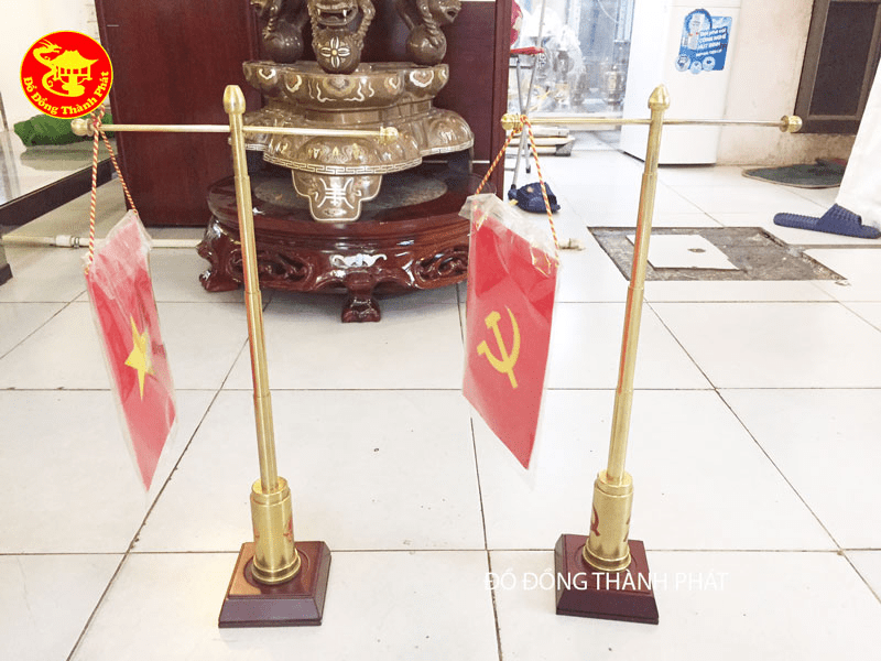 Thành Phát - Chế tác, cung cấp cột cờ bằng đồng cao cấp