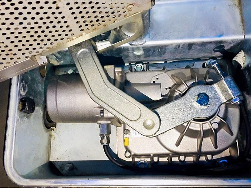 Cơ chế và tính năng hoạt động Cổng tự động âm sàn